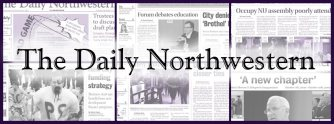 Published Work for The Daily Northwestern